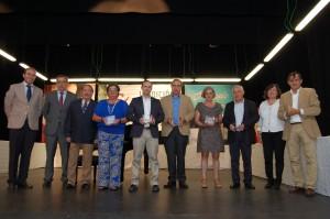 Foto Familia Premiados