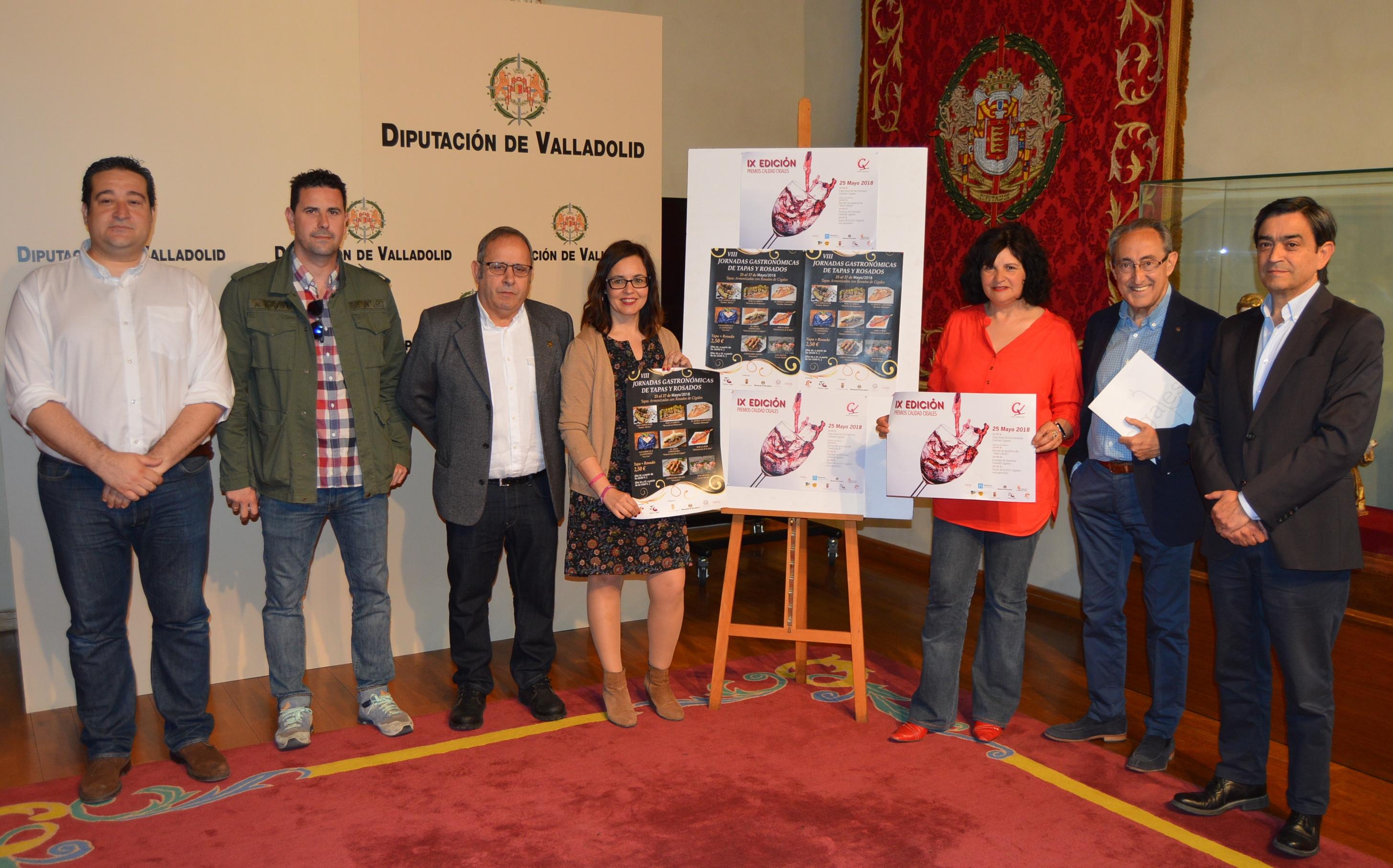Los Premios Calidad Cigales valoran por noveno año consecutivo el esfuerzo de bodegueros y viticultores