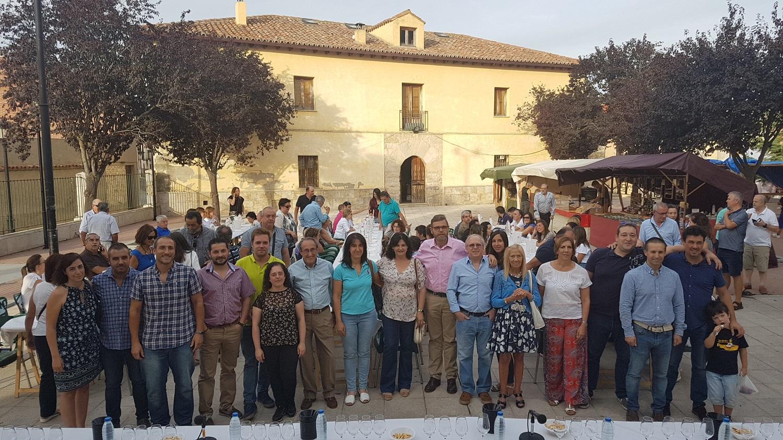 El vino, protagonista absoluto de la cata popular en Cigales