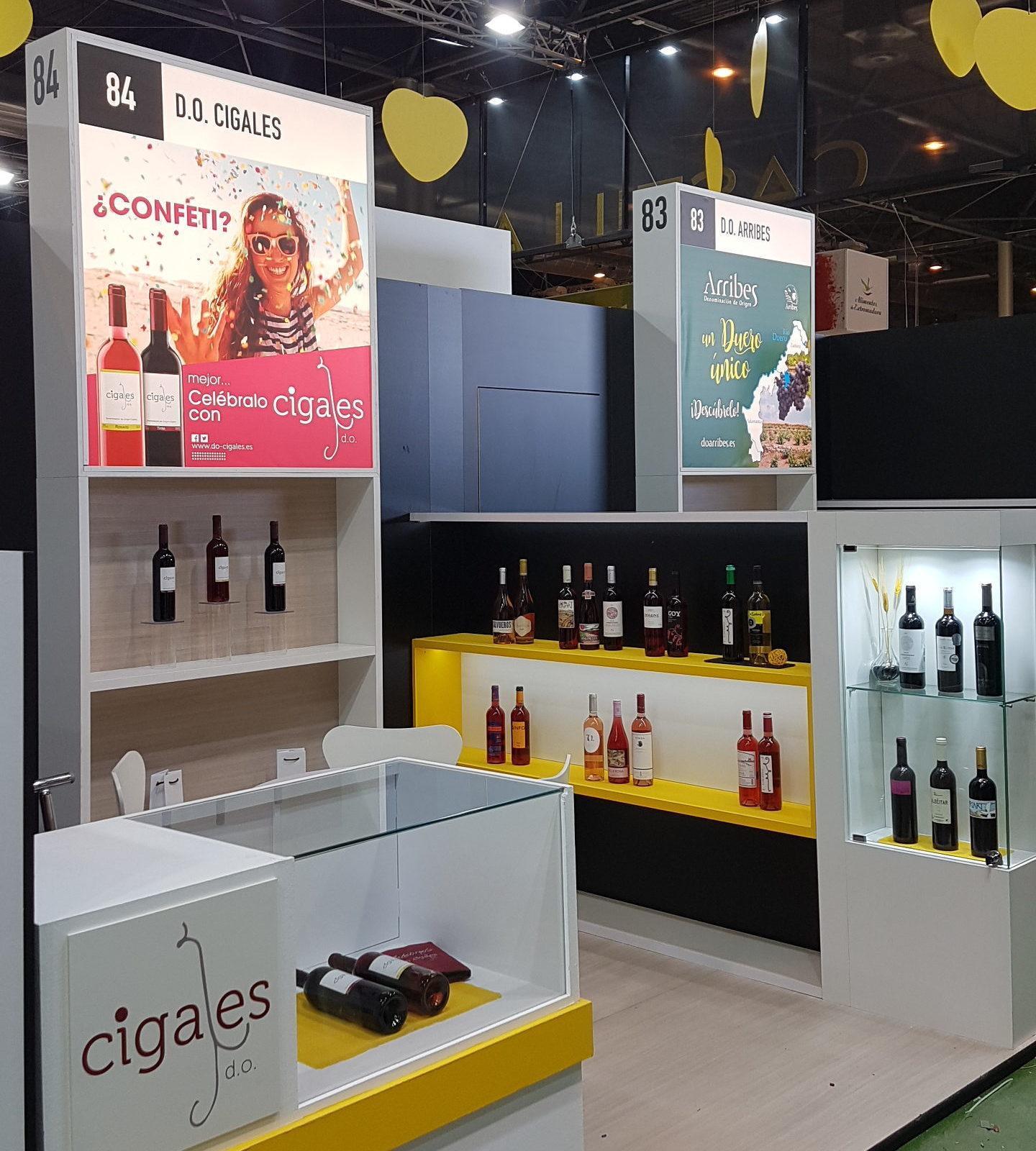 Una veintena de vinos podrán degustarse en el Salón de Gourmet de Madrid