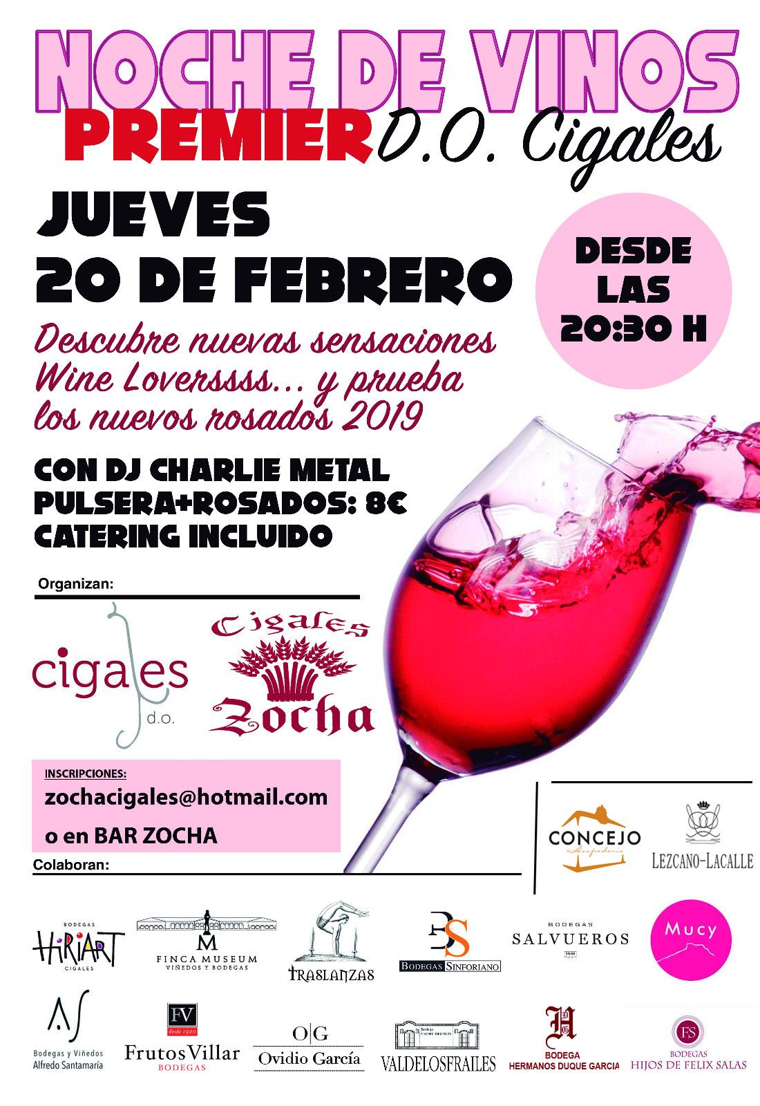 La D.O. Cigales celebra la llegada de los nuevos rosados