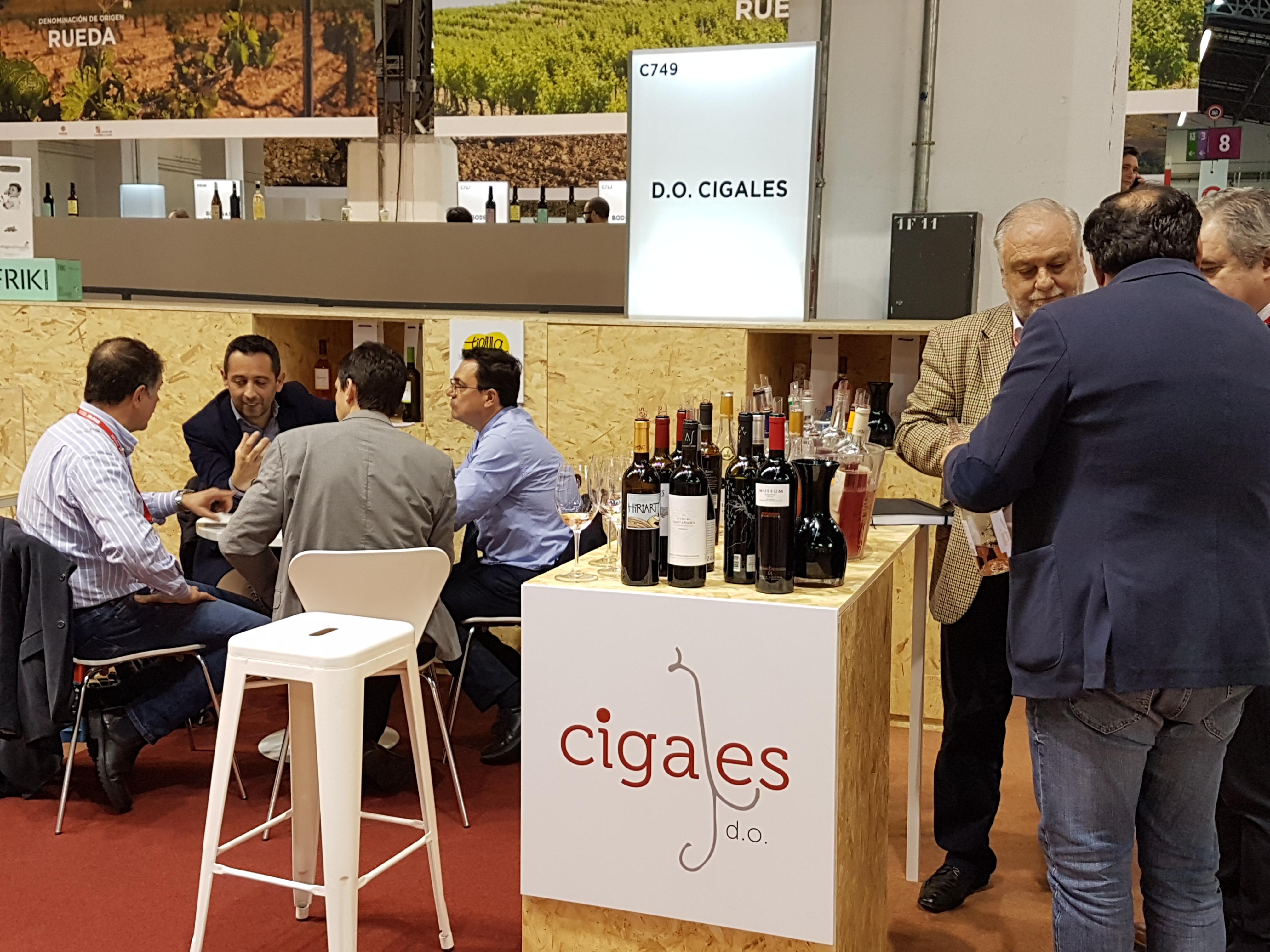 Buenas perspectivas de nuestra presencia en Barcelona Wine Week