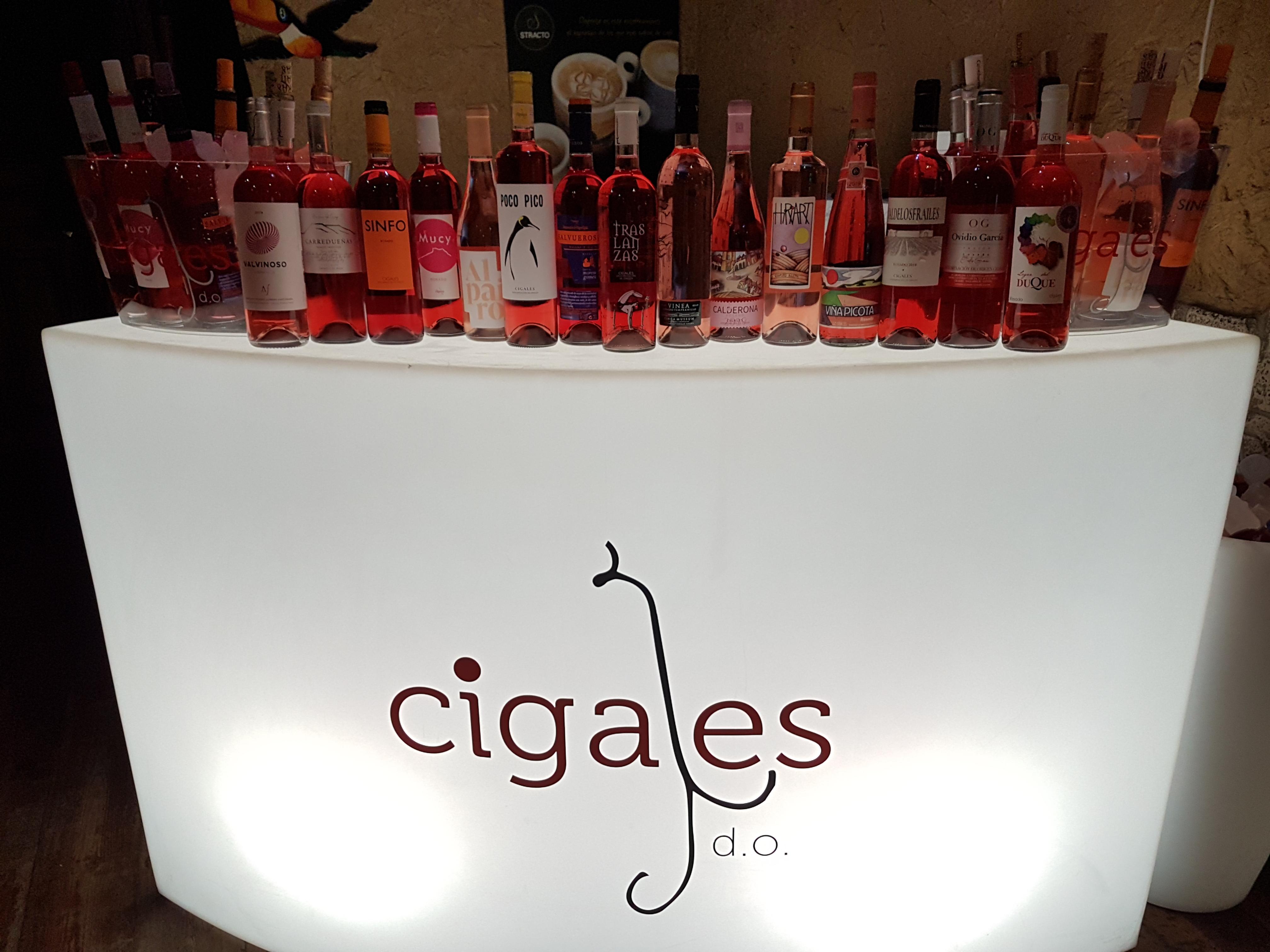 El placer de los nuevos rosados de Cigales
